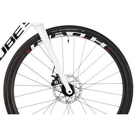 Cube Attain Pro Disc - Vélo de route - blanc